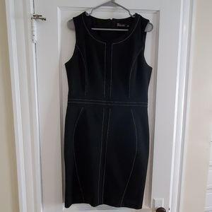 Black professional dress